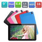 9''incha33 F900 Quad Core Dual Camera Android 4.4 Wifi 1g+16g Tablet Pc Us