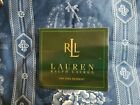 NEW RALPH LAUREN BIARRITZ FLORAL KING  BED SKIRT