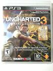 Uncharted 3 Drake's Deception Game Of The Year Edition PS3 Playstaion 3