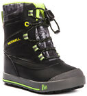 Merrell Snow Bank 2.0 Waterproof Kids Warm Winter Shoes Sneakers Boots MY56187