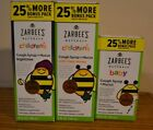 treat baby cough - Zarbees Naturals Cough Syrup & Mucus Reducer Grape Flavor 25% More Babies/Childs