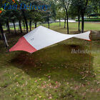 Family Use Tent Canopy Tarp Awning Waterproof for Camping Hiking Backpacking