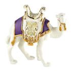 First Blessing Nativity Standing Camel Lenox In Amethyst Christmas Decoration