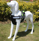 Service Dog Harness Vest Chest Plate & Patches - Small Medium Large Extra Large