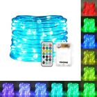 Yihong Rgb Rope Lights Waterproof 16.5 Feet Fairy Lights Color Changing Led Stri