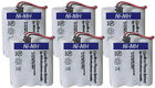 Northwestern Bell TL26154 (6-Pack) Replacement Battery