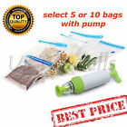 fresh seal bags - Vacuum Sealer System Bags Seal A Meal Foodsaver Machine Fresh Food Saver System