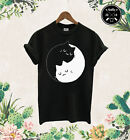 Kitten Kittens T Shirt Love Cats Crazy Cat Yin Yang Animals Plants Are Friends
