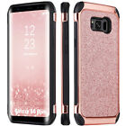 UltraSlim Glitter Bling Shockproof Back Cover Case For Samsung Glaxy S8 Plus S8+