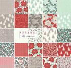 BLACK FRIDAY 30% SALE CHRISTMAS MODA ' Winterberry ' Kate Birdie Fabric