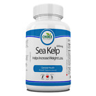 Sea Kelp Tablets Iodine Thyroid Rich In Minerals Hair Nail Detox Slimming Pill $8.74 USD on eBay