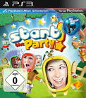 Sony Playstation PS3 - Spiel   Start the Party!   inkl. OVP   sehr gut
