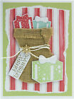 Tonic Studios Rococo Chirstmas Trio Die Set-Gift Selection , Part 1791E, by Toni