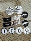 JAMES BOND 007..SPECTRE.. NOVELTY CUFFLINKS..MENS GIFT....FREE GIFT POUCH £3.45 GBP on eBay