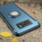 Galaxy Note 8 S7 S8 Case Cover Luxury Magnetic Kickstand Ring Holder For Samsung