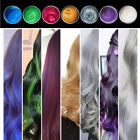 DIY Unisex Hair Color Wax Mud Dye Cream Temporary Modeling Fashion Grey 8 Colors