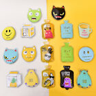 1X Mini Cartoon Instant Heating Gel Hand Warmer Reusable Pack Pad Handwarmer QG