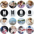 Fashion Kpop Bts Bangtan Boys Badge Brooch Chest Pin Souvenir Fans Gift