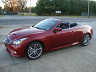 2014+Infiniti+Q60+Q60S+Convertible+ONLY+12K+Mls%21+Salvage+Rebuildable