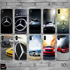 mercedes luxury super car benz thin plastic silicone case cover new iphone x 8