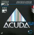 Donic Acuda S2 Table Tennis Rubber (Sale)