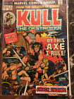 Kull The Destroyer #11 and Thongor #25. Lot Of 8 Comics
