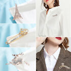 Lots 45 Styles Women Crystal Brooch Pins Suit Collar Sweater Decor Jewelry Gifts