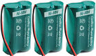High Quality Generic Battery For At&t SL82558 Cordless Phone - 3 pack