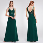Green Christmas Dress Backless Party Cocktail Formal Dresses 07190 Ever-Pretty
