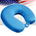 Memory Foam U Shaped Travel Pillow Neck Support Head Rest Airplane Cushion GIFT