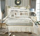 Silky Cotton Stylish 11pcs Duvet Cover Bedding Set Bedspread Runner High Quality image