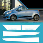 Door Decal Line Sticker Type B For Chevy Spark