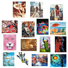 Baoblaze 40 x 50cm DIY Painting By Numbers Acrylic Oil Painting Kits 29Style