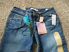 """New Juniors Young And  Faded""""Flirty""""Boot Cut Pants Jeans - Stretch MSRP 69.50"""