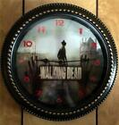 """THE WALKING DEAD - 10"""" or 12"""" WALL CLOCK - BLOODY HANDS"""