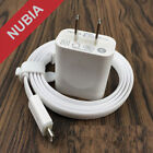 Original Fast Charger Adapter+ Micro USB Cable Fr ZTE A2015 Nubia Z7 Z9 Mini Max