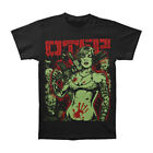 Otep Men's  Zombies T-shirt Black
