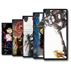 PIN-1 Anime Fullmetal Alchemist Solid Phone Case Cover Skin for Sony HTC
