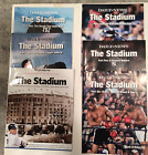 Yankee Stadium  (6 individual booklets)   From NY Daily News, Newspaper