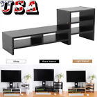 LED LCD Monitor Stand Cradle Desk organizer Office various s