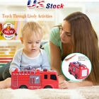 Mini Car Model Toy Sensor Truck Early Learning Funny Toys Christmas Gift US