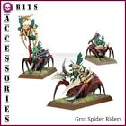BITS SPIDERFANG GROTS SPIDER RIDERS FOREST GOBLIN SPIDER WARHAMMER BATTLE AOS