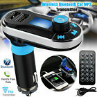 Wireless Bluetooth Car FM Transmitter Kit MP3 Player USB Charger Music Receiver <br/> A+++ Quality✓Best Price✓Car FM Transmitter✓24H Dispatch