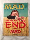 Mad Magazine # 46 April 1959 Alfred E Neuman Painting Wooden Fence Kelly Freas