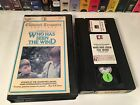 Who Has Seen The Wind Rare Canadian Comedy Drama VHS 1977 Jose Ferrer