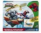RYNO RAMPAGE connects SIDERMAN SINISTER 6 playset marvel NEW SEALED