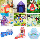 Toddlers Pop-up Play Tent Children Game Playhouse In/Outdoor Home Toy Kids Gift
