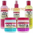 Aunt Jackie's Girls Fabulous Curls & Coils Kids Hair Care Products Full Sets!!!