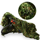 Woodland Leaf Camouflage Military Army Camo Net Netting Car Cover Tent HuntingBlind & Tree Stand Accessories - 177912