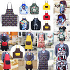cooking gifts for men - Unisex Women Men Home Kitchen Bib Aprons Comic Cooking Costume Apron Funny Gift